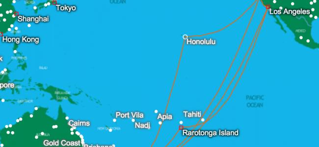 Flying To Fiji From Victoria Canada Joetourist