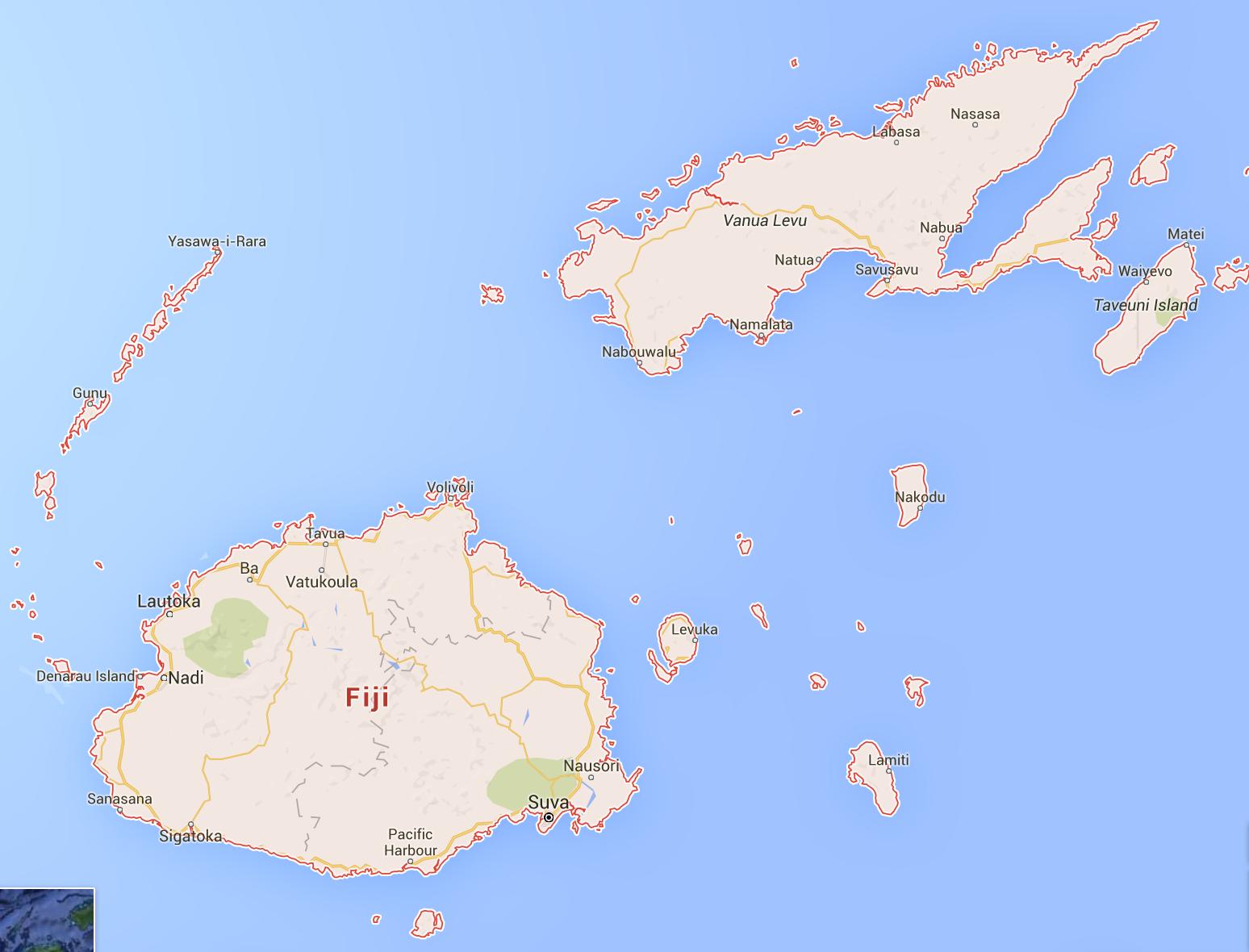 Fiji-map Map Fiji on rapa nui map, french guiana map, aruba map, belgium map, china map, ireland map, world map, burundi map, azerbaijan map, brazil map, bangladesh map, croatia map, bora bora map, austria map, cook islands map, cameroon map, burma map, australia map, mexico map, mariana islands map, caribbean map, international date line map, cambodia map, bulgaria map, qatar map, benin map, cuba map, ghana map, belize map, viti levu map, south pacific map, argentina map, africa map, holland map, yasawa islands map, france map,