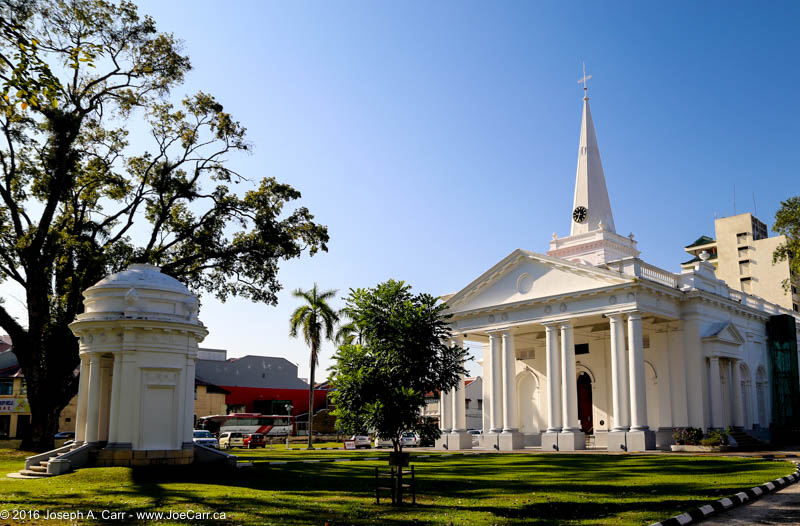 St. George's Church - oldest Anglican church in SE Asia
