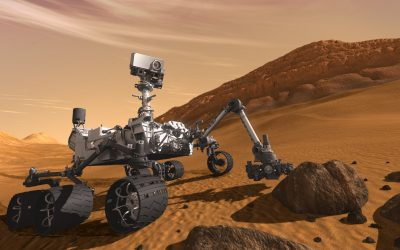 Mars Science Laboratory Curiosity Rover - NASA photo