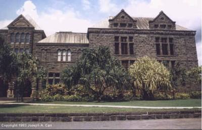 The Bishop Museum in Honolulu