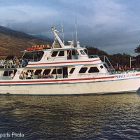 The Prince Kuhio in Maalaea Bay