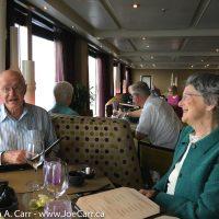 John and Wendy enjoying the Tamarind